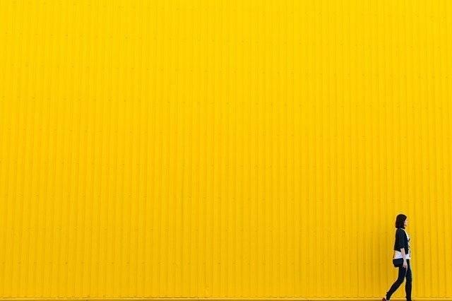 Asociaciones del color. Amarillo.